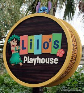 Lilo's Playhouse at Disney's Polynesian Village Resort