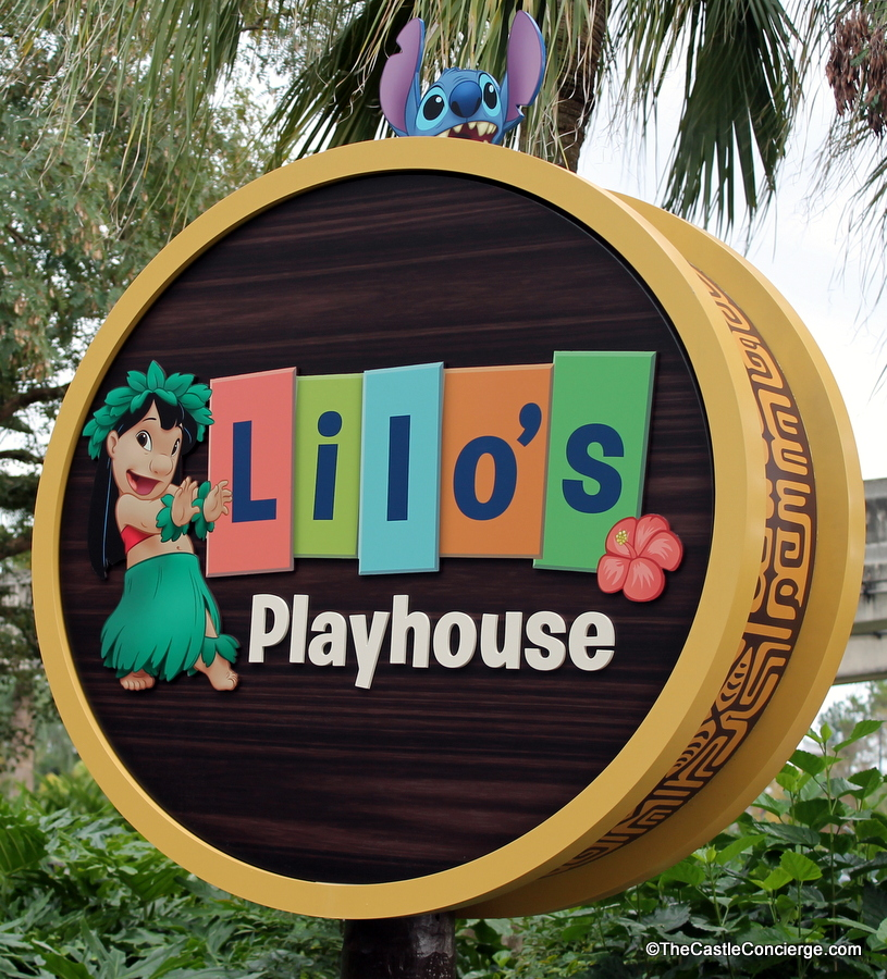 Lilo's Playhouse at Disney's Polynesian Village Resort