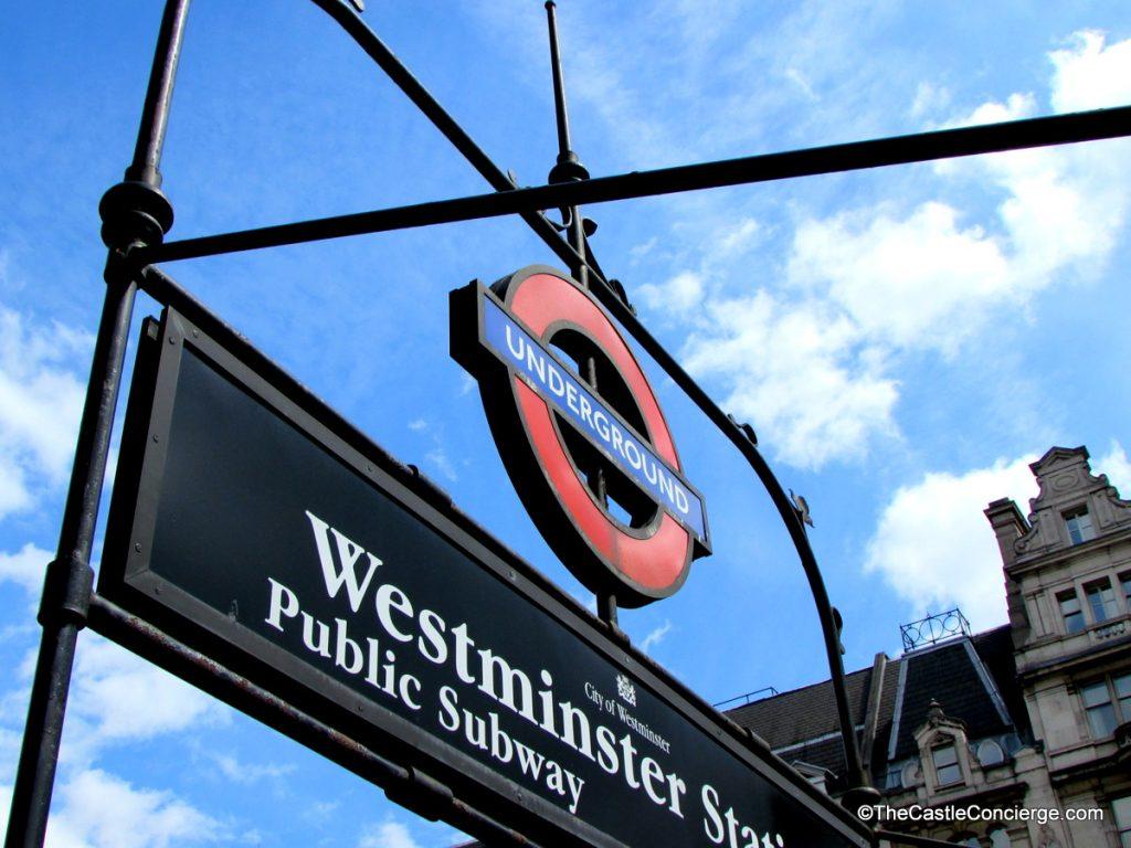 London Metro Westminster.