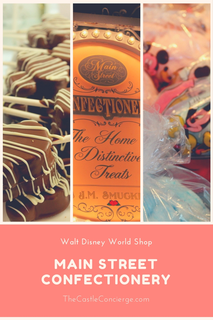 Main Street Confectionery Shop