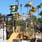Mad Hatter Splash Area Disney's Grand Floridian Resort