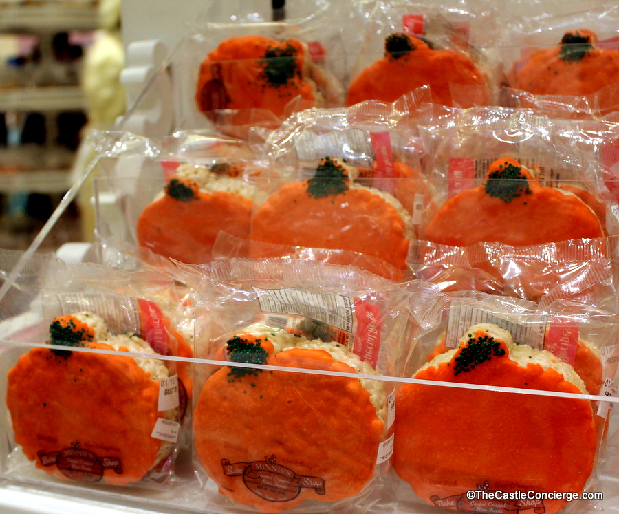 Main Street Confectionery Halloween Rice Krispy Pumpkin Treats
