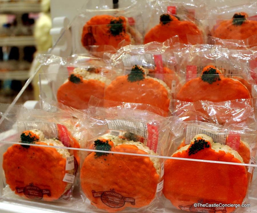 Main Street Confectionery Halloween Rice Krispy Pumpkin Treats
