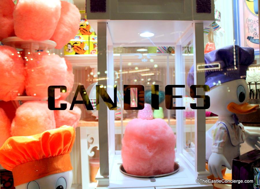 Main Street Confectionery Magic Kingdom WDW