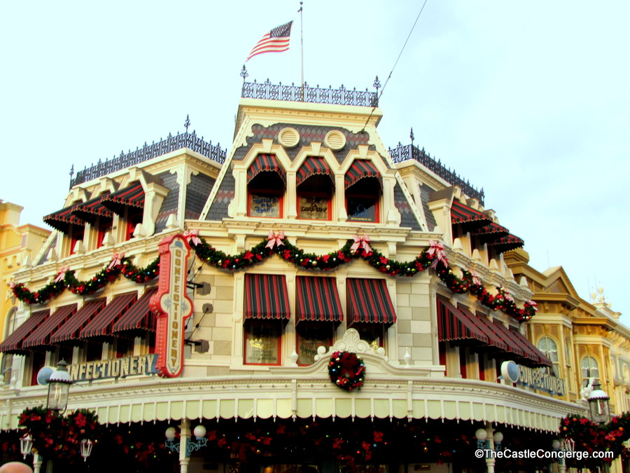 Main Street Confectionery at WDW