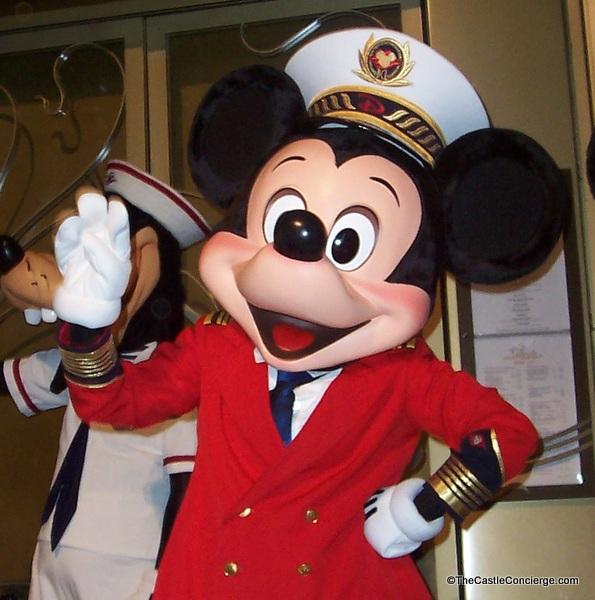 Mickey says farewell