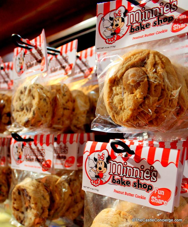 Minnie's Bake Shop Cookies