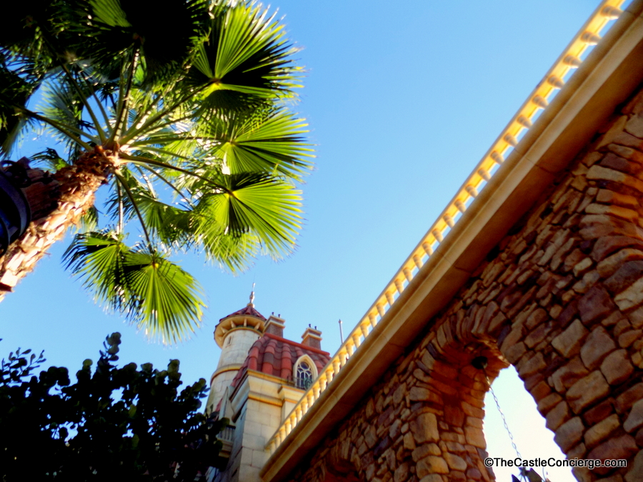 New Fantasyland in the Magic Kingdom feels regal and whimsical.