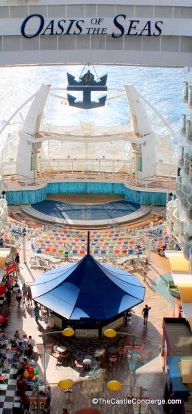 Oasis Aqua Theater