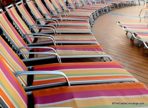 Beach Pool Chairs Oasis Royal Caribbean