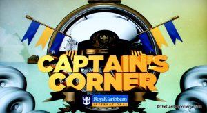 Oasis Captain's Corner
