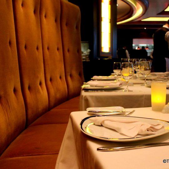 Royal Caribbean Restaurant: Chops Grille on Oasis