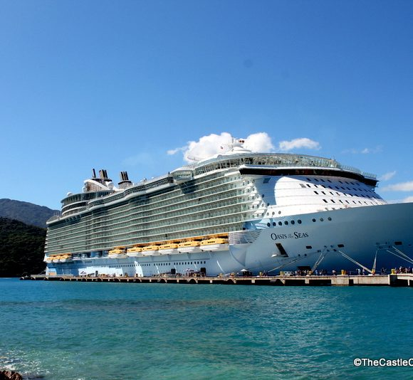 Top Five Reasons to Cruise on Royal Caribbean's Oasis of the Seas