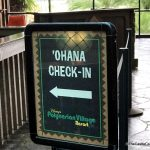 'Ohana Check In Polynesian Village Resort WDW