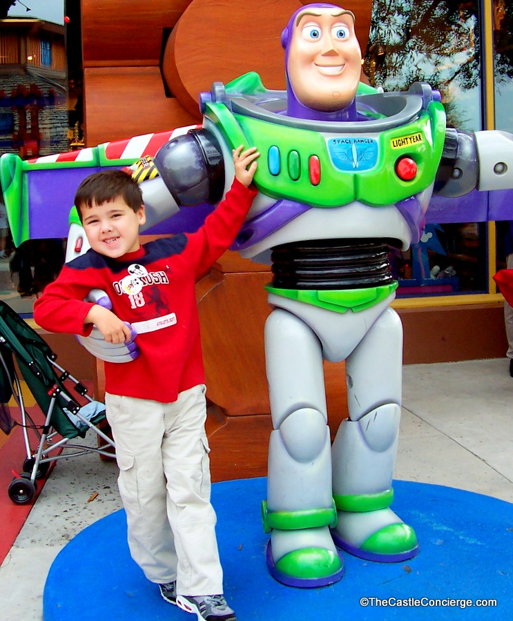 Once Upon A Toy Buzz Lightyear