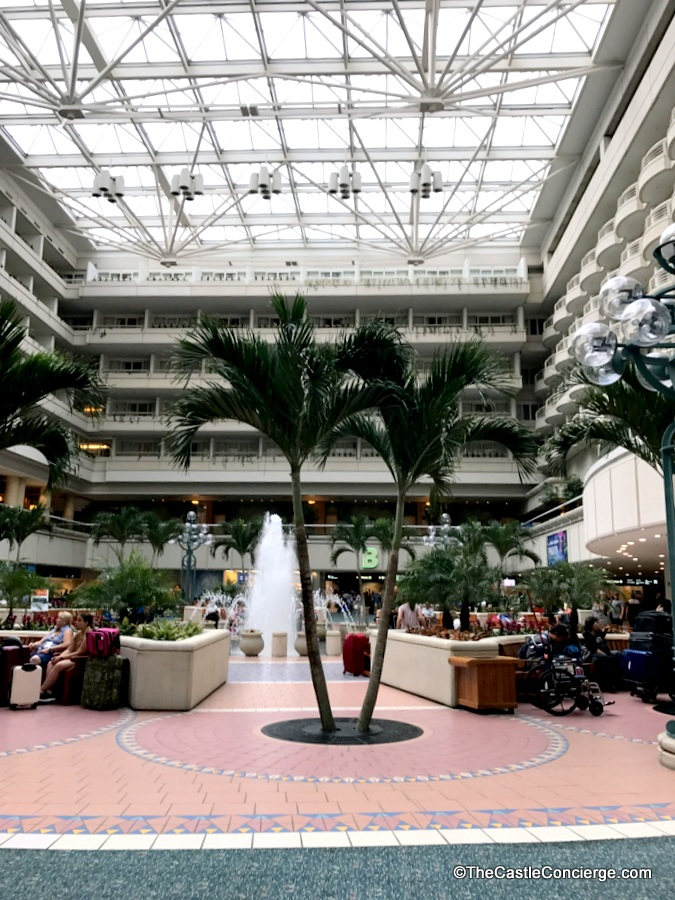 Orlando International Airport MCO
