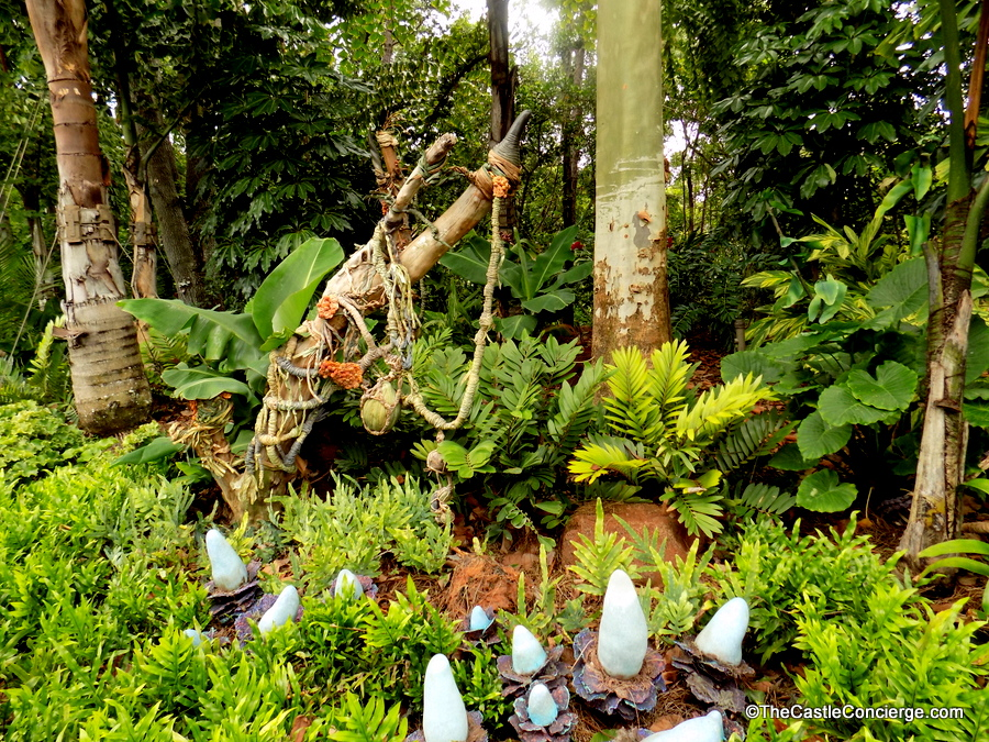 Pandora explores the power of nature.