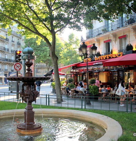 Paris Travel Theme: France, Epcot, and Las Vegas