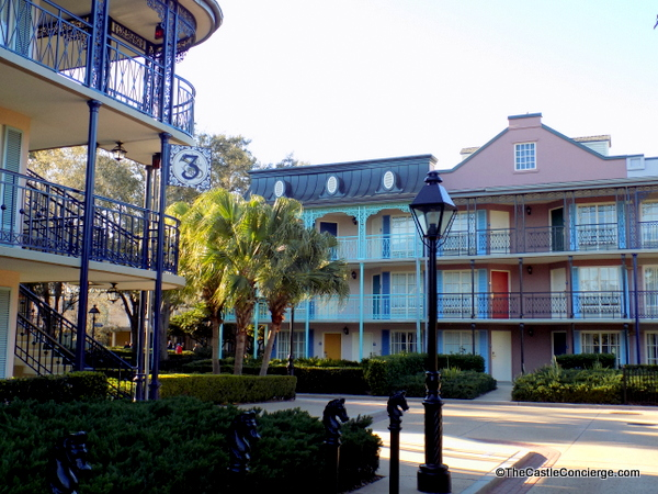 Port Orleans French Quarter immerses guests in the Disney Bubble