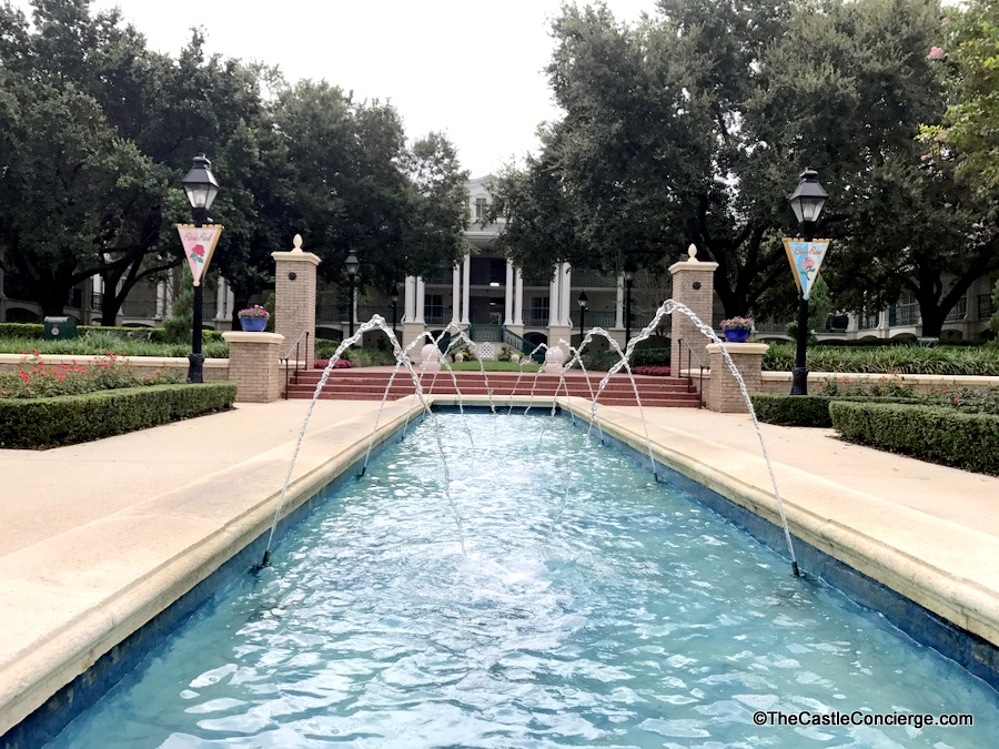 Port Orleans Riverside WDW Mansion