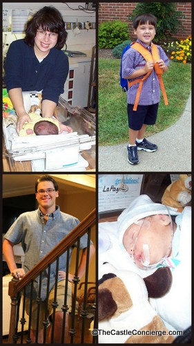 Preemie, Kindergartener, Senior. The road to an empty nest.