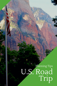 Road Trip Planning Tips for the United States.