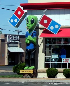 Roswell New Mexico Alien