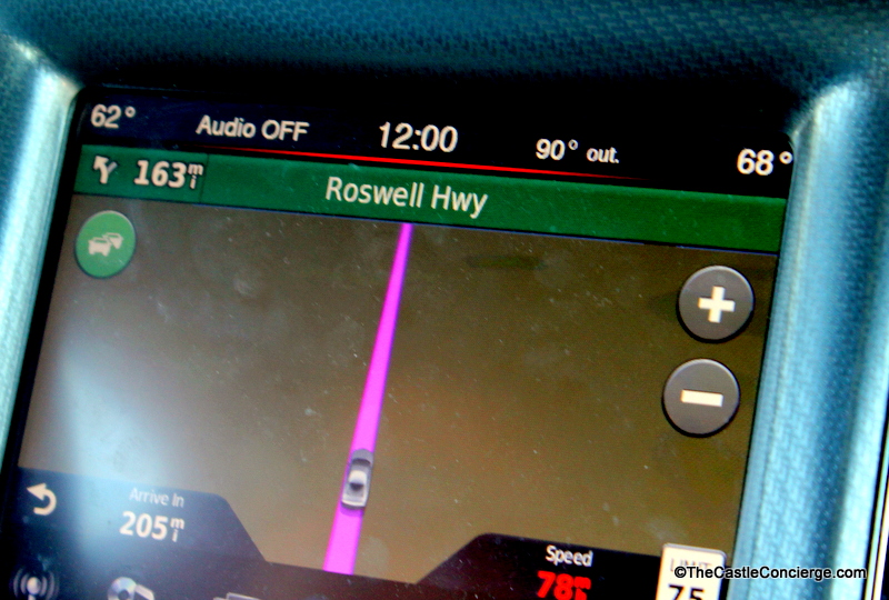 Roswell Highway