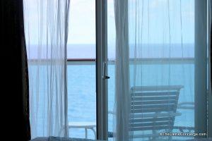 Royal Caribbean Stateroom Balcony. Fresh ocean air.