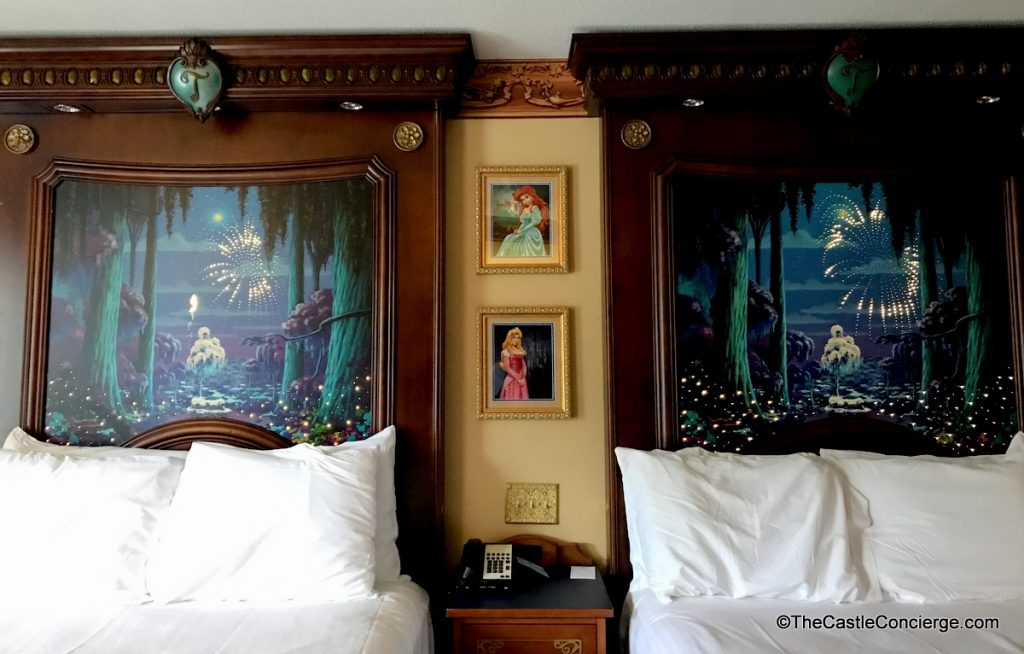 Royal Guest Room Disney's Port Orleans Riverside Resort