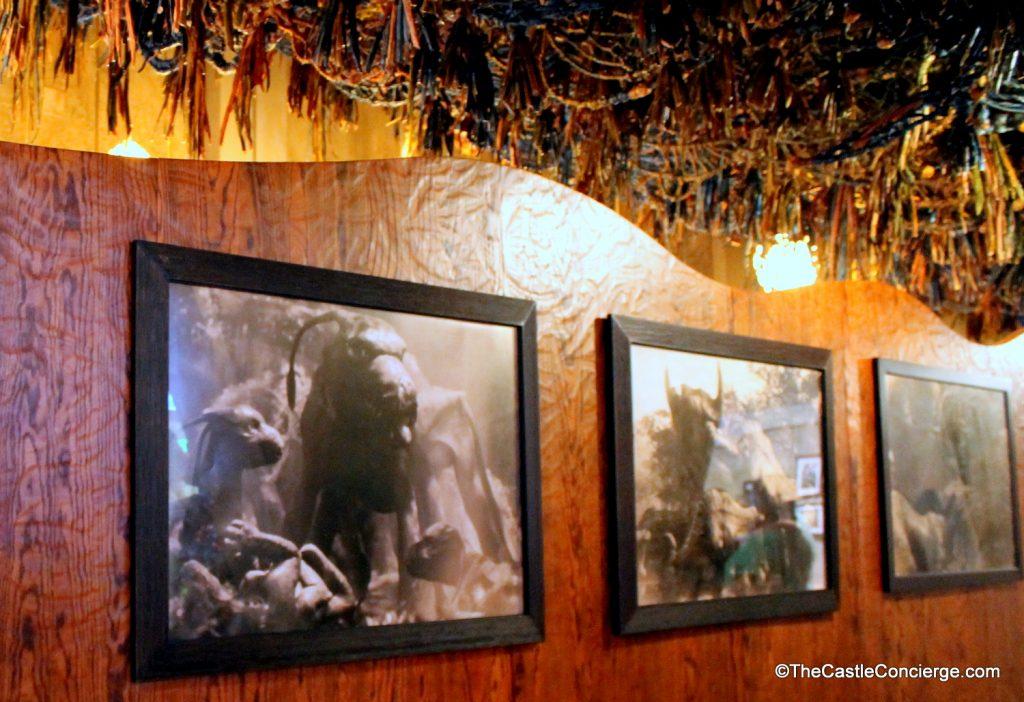 Photographs at Satu'li Canteen.