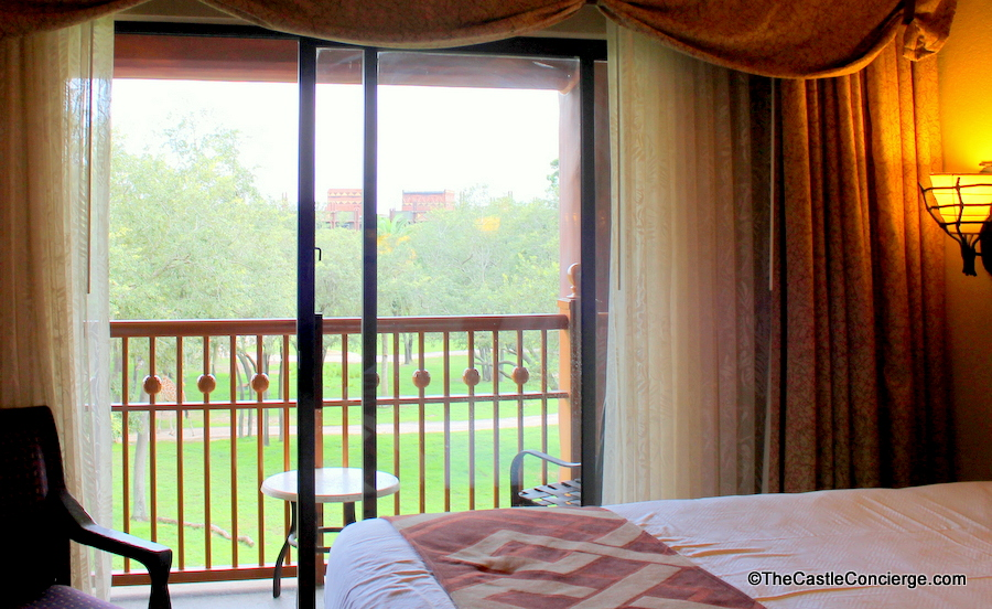 Savanna Views at Disney's Animal Kingdom Lodge