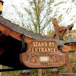 Avoid long stand-by lines by reserving FastPass+ experiences at WDW. Seven Dwarfs Mine Train gets busy.