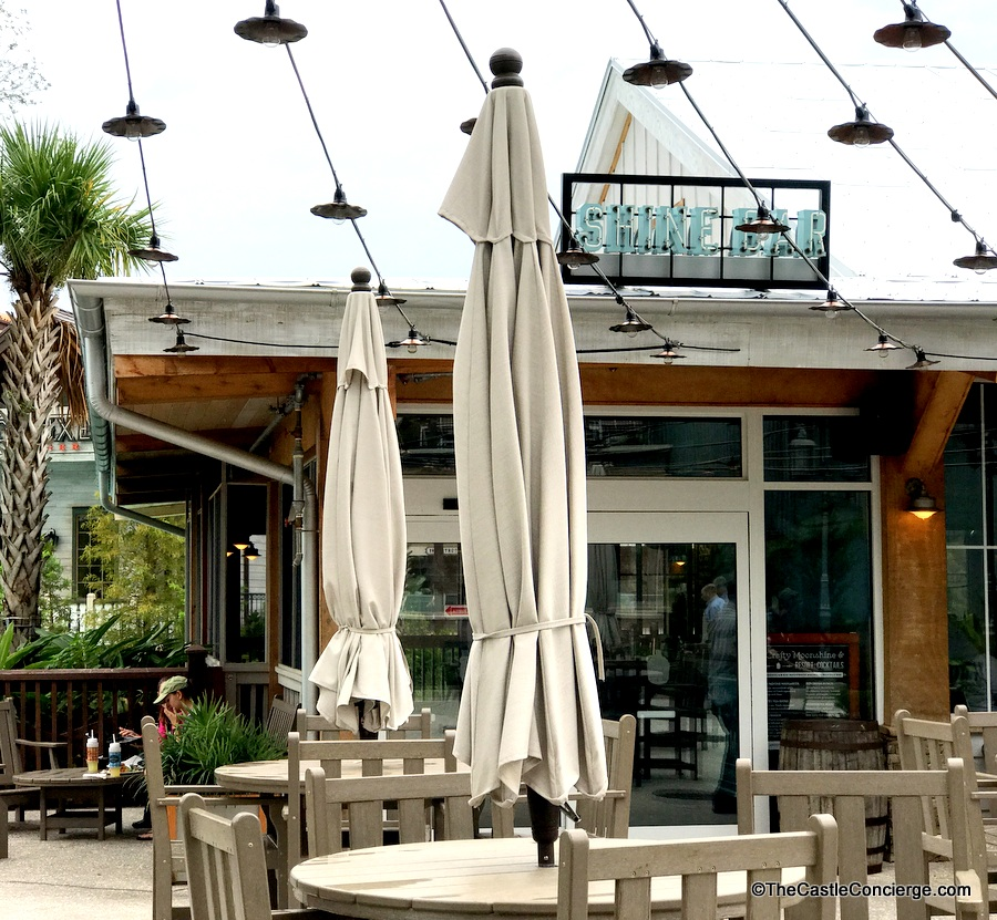 Shine Bar at Disney Springs.