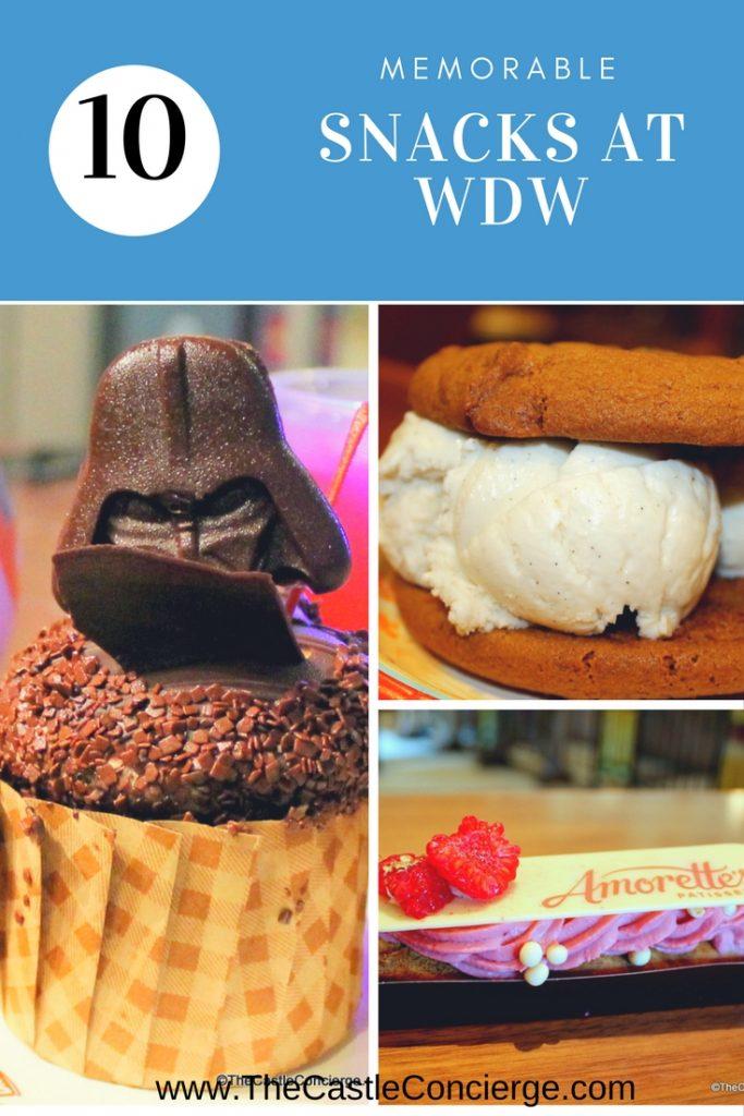 Walt Disney World Snacks