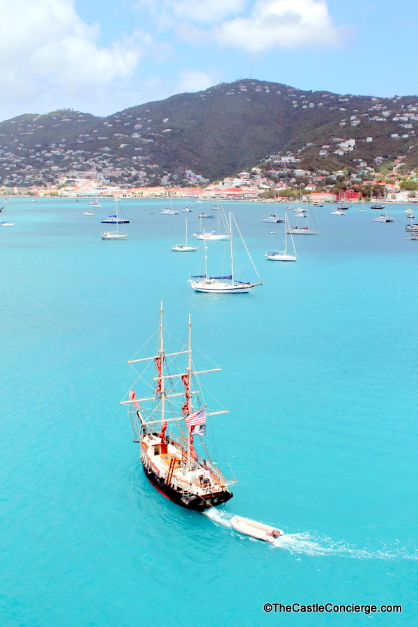 Surreal Places. Blue turquoise water soothes the soul at St. Thomas, USVI.