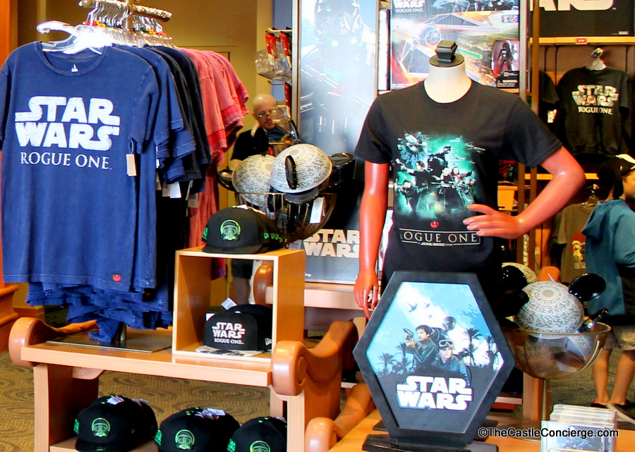 Star Wars Merchandise at Disney Springs