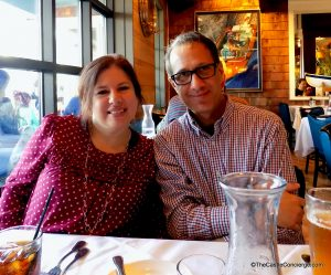 The Boathouse Disney Springs Walt Disney World Valentine's Day Dinner