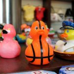 THE BOATHOUSE sells rubber duckies in Disney Springs, WDW.