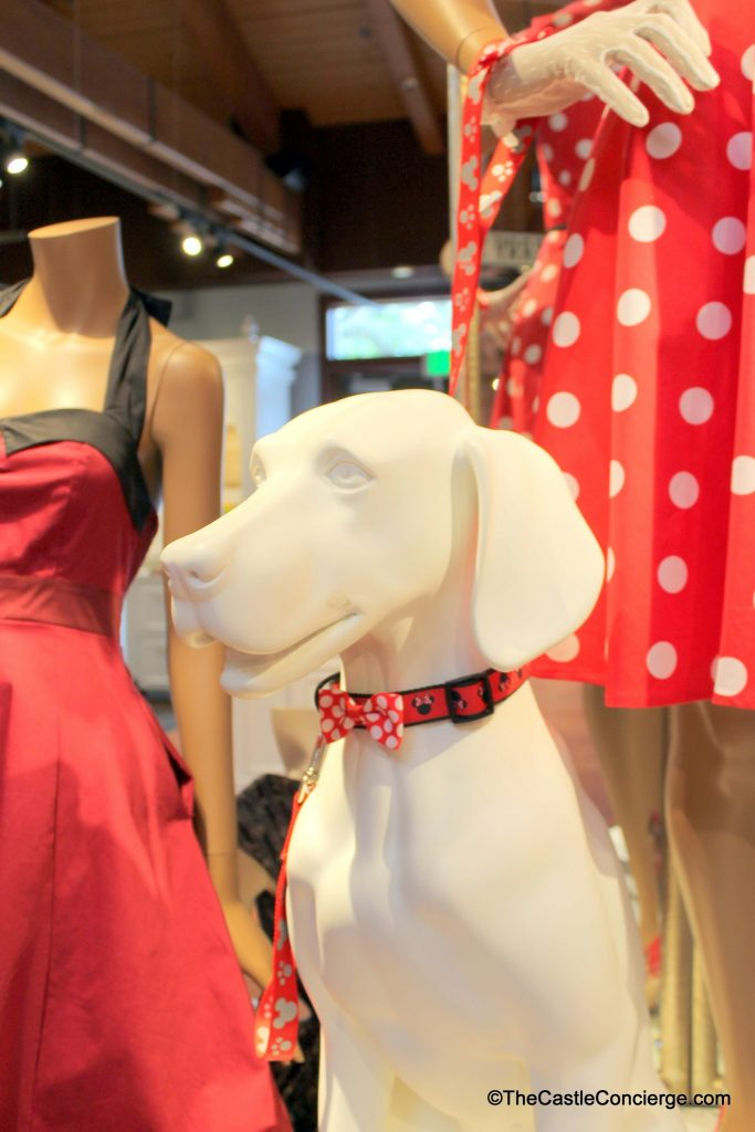 The Dress Shop at Cherry Tree Lane Marketplace Co-Op Disney Springs WDW Dresses and Pet Accessories too