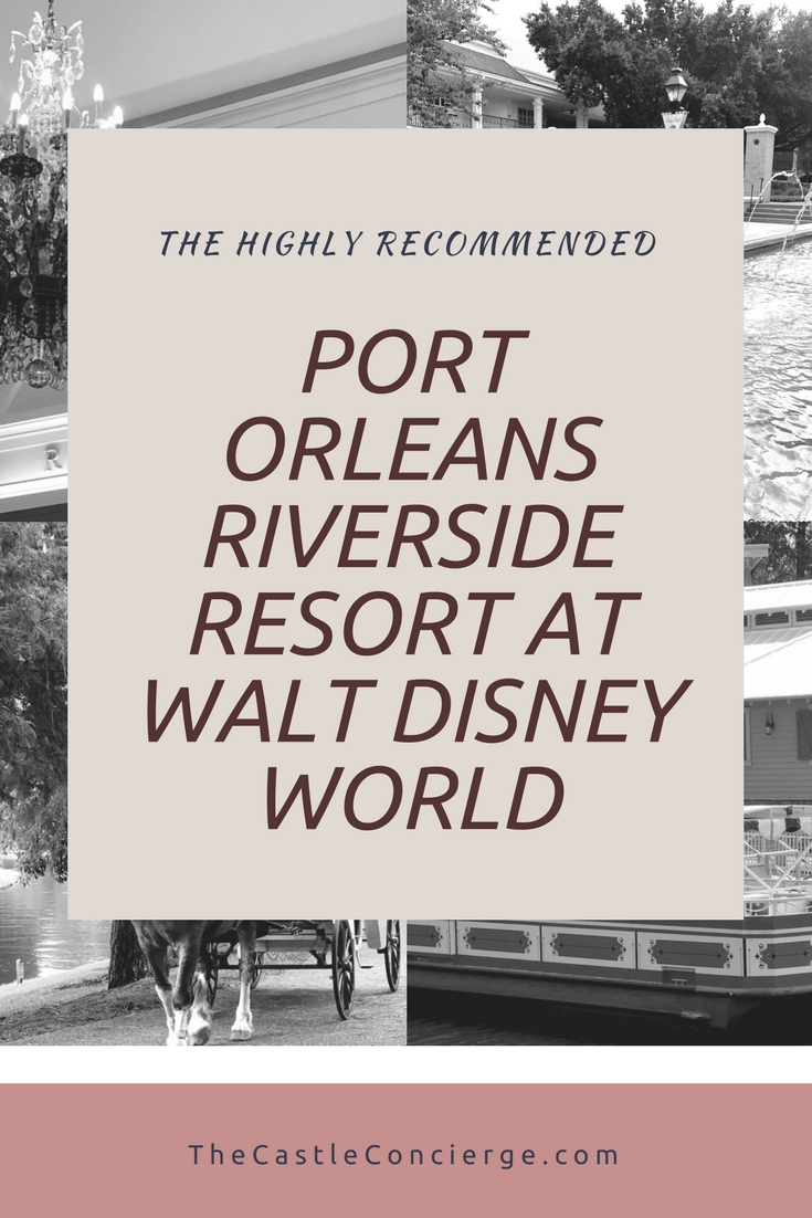 Find out my top twenty tips for guests staying at Disney's Port Orleans Riverside Resort