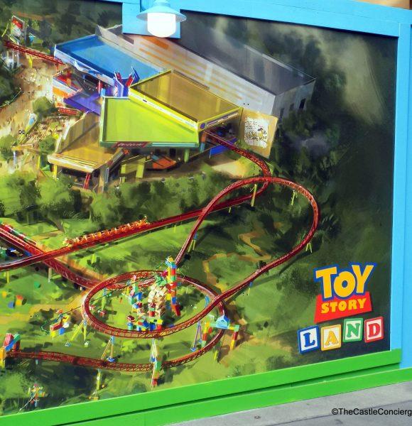 Walt Disney World Construction: Check Your Vacation Calendar