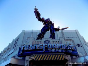 Transformers: The Ride 3-D
