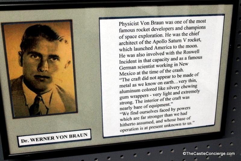 Von Braun and Roswell