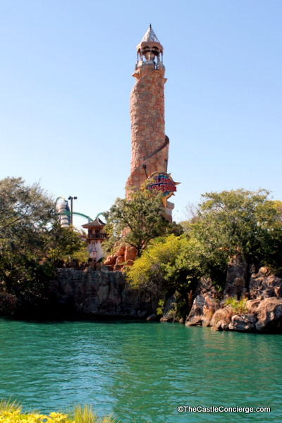 Islands of Adventure in Orlando