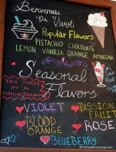 Valentine's Day Seasonal Flavors at Vivoli il Gelato in Disney Springs