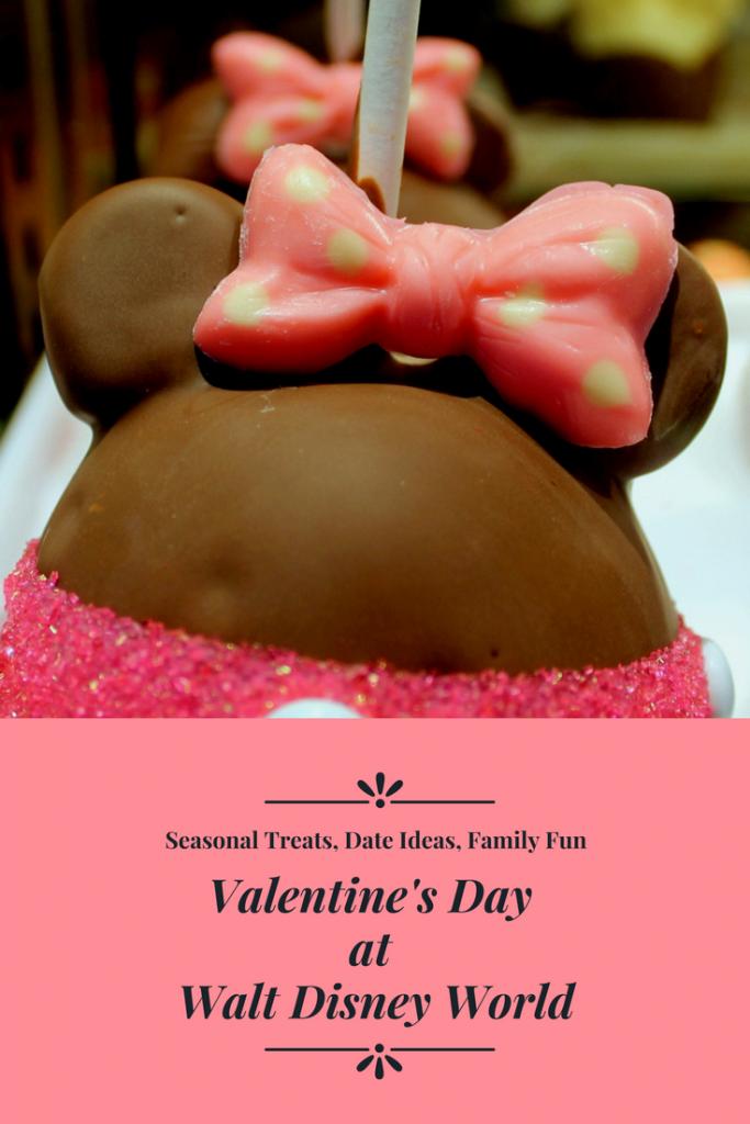 Valentine's Day at Walt Disney World