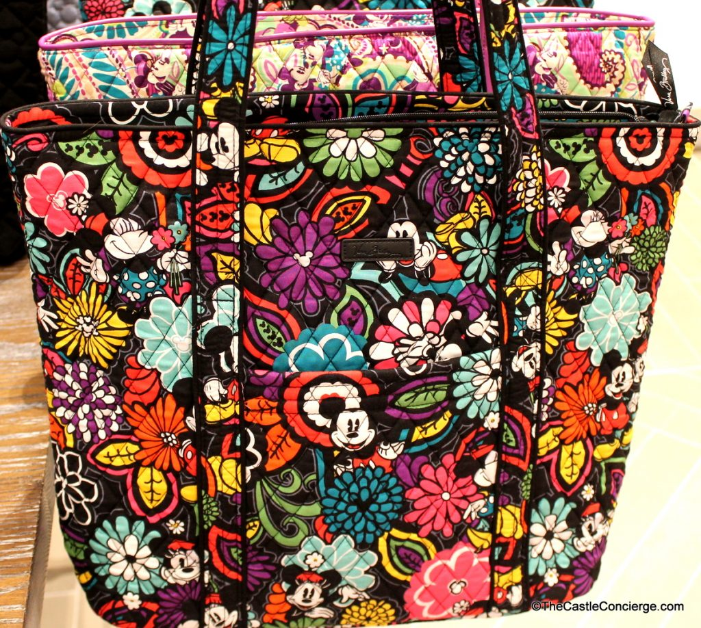 Vera Bradley Bags at Disney Springs.