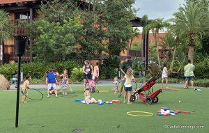 Activities for Kids at Polynesian Village Resort