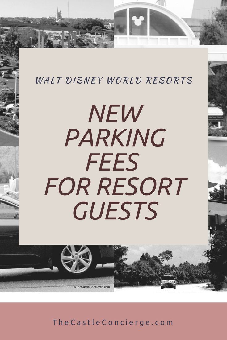 WDW Resort Parking Fees